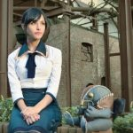 Ягненок Колумбии: милый косплей Элизабет из Bioshock Infinite