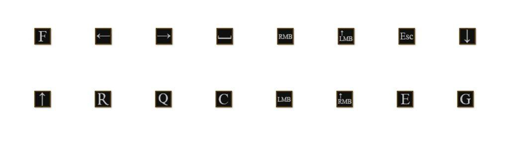 В моде для Dark Soul 3 наконец добавлены необходимые экранные подсказки/символы