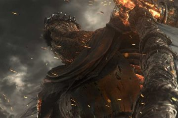 Мод для Dark Souls позволяет штурмовать Лотрик прямо как Гигант Йорм