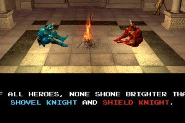 Мод-кроссовер Dark Souls и Shovel Knight вышел в комплекте с новым трейлером
