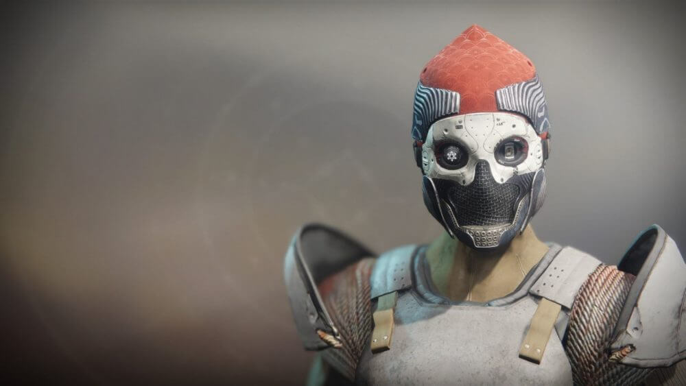 One-Eyed Mask (шлем Титана)