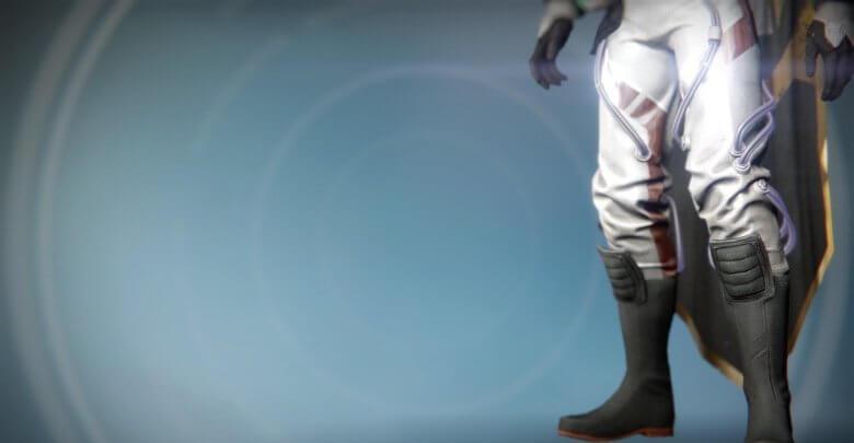 Fr0st-EE5 (броня для ног Охотника)
