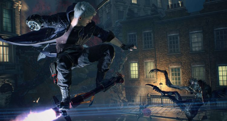 Devil May Cry 5 Ultra Limited Edition поставляется вместе с пальто Данте и стоит 8000 долларов