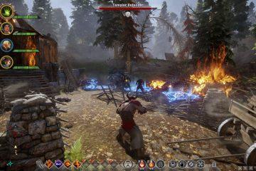 В моде Intuitive Controls для Dragon Age Inquisition изменены параметры управления и камеры