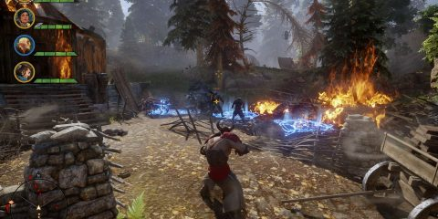 В моде Intuitive Controls для Dragon Age Inquisition изменены параметры управления и камеры