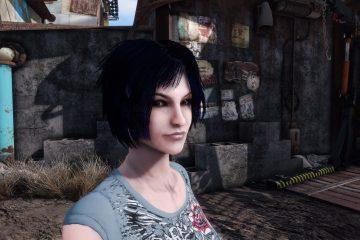 Мод на Fallout 4 добавляет высокополигональные модели лиц персонажей