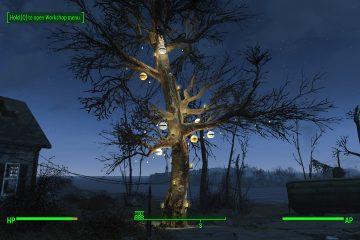 Мод позволяет игрокам разрушать лампы в Fallout 4
