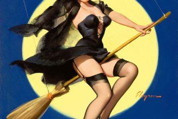 Модификация «Spooky Scary Radio» для Fallout 4 добавляет 150 треков на тему Хэллоуина
