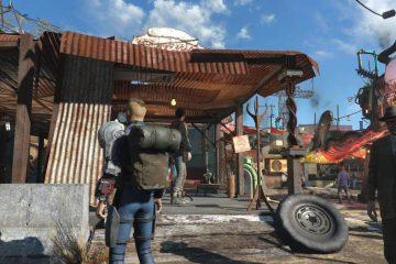 Переносные рюкзаки добавили модом в Fallout 4