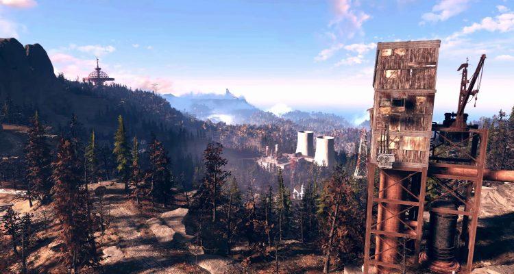 Локации Fallout 76: регионы, города и ориентиры, о которых известно на сегодняшний день