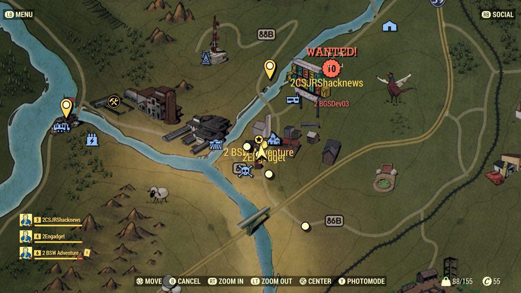 Как работает PvP система в Fallout 76
