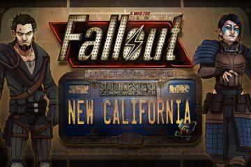 После почти семи лет разработки выходит бета-версия мода Fallout: New California