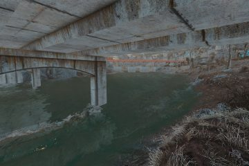 Мод Fallout Water Overhaul для Fallout 4 значительно улучшает графику воды и жидких сред