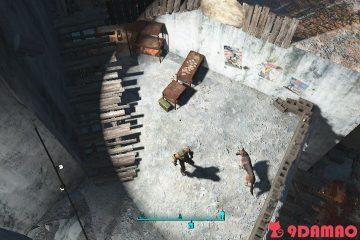 Мод для Fallout 4 добавляет динамическое освещение, которое создает тени в наружных местностях