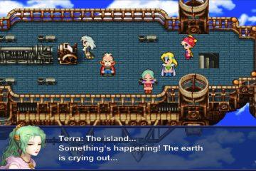 Вышел мод для Final Fantasy VI A World Reborn с переработанными спрайтами, оркестральным саундтреком и многим другим