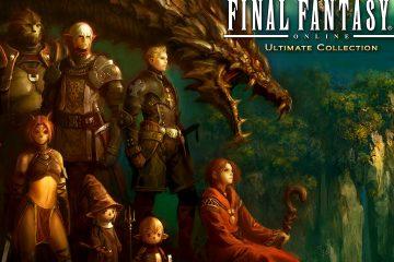 Появился графический мод для Final Fantasy XI