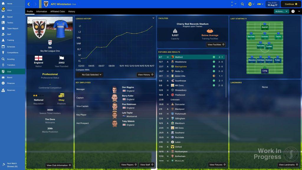 Football Manager - это RPG с количеством игровых персонажей большим, чем в любой другой