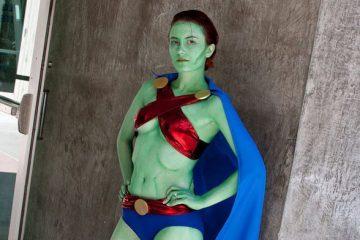 Ломаем гендерные стереотипы: косплей Марсианской Охотницы!