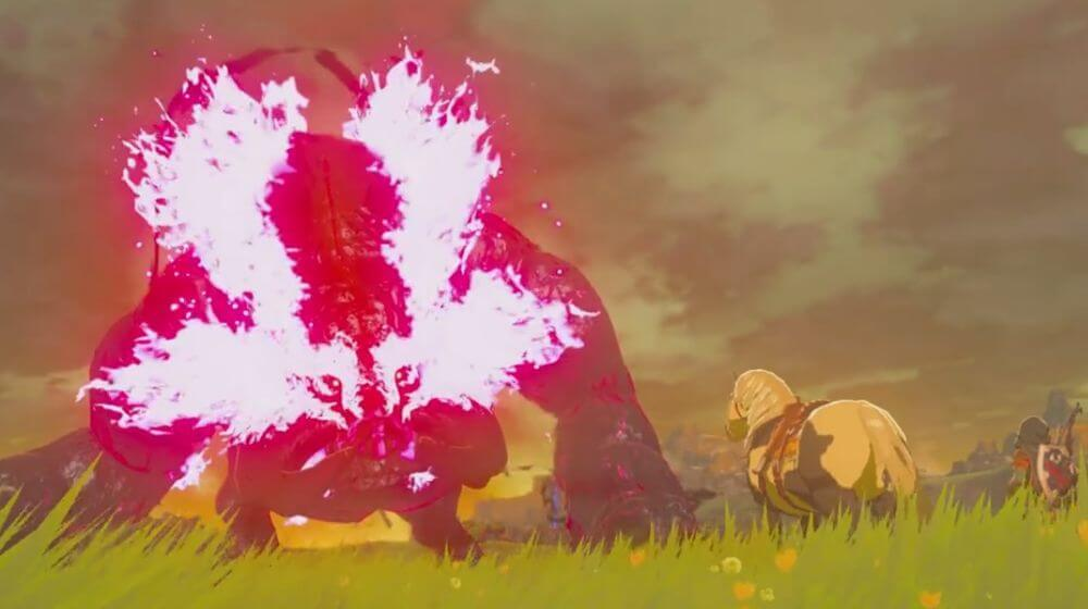 Dark Beast Ganon – The Legend of Zelda: Breath of the Wild