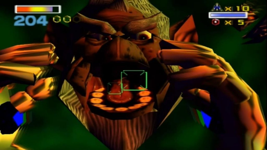 Andross – Star Fox 64