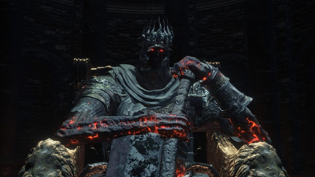 Yhorm the Giant – Dark Souls 3