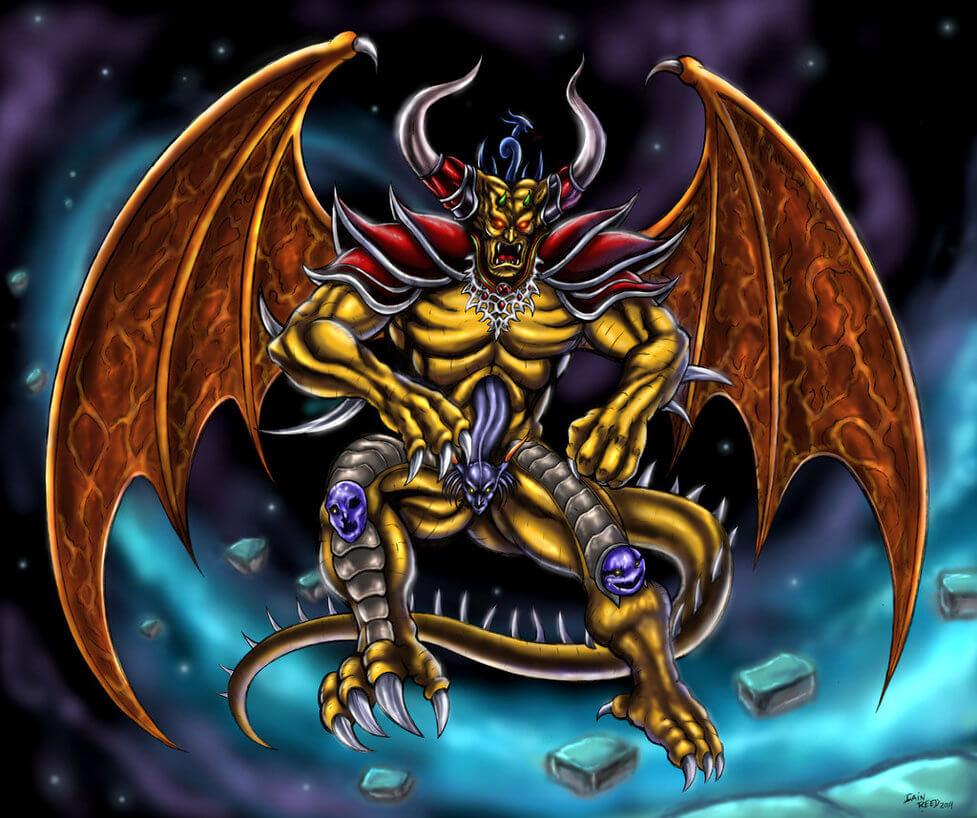 Chaos – Final Fantasy 1