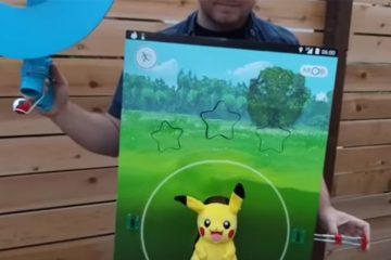 Костюм игры Pokémon Go – звезда Хэллоуина
