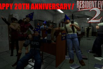 Мод перенесёт Resident Evil 2 на движок Source