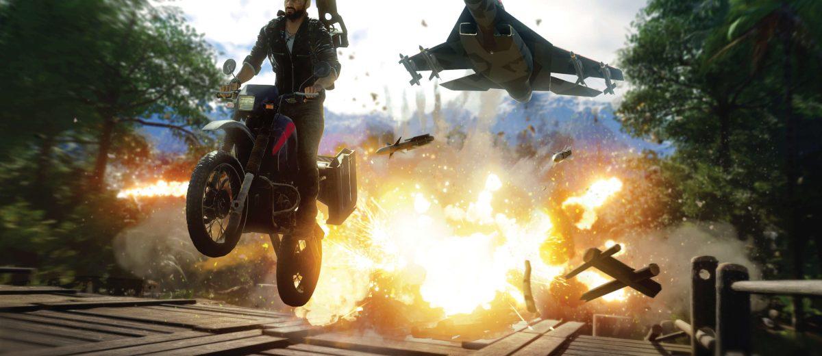 Как создаются взрывы в видеоиграх