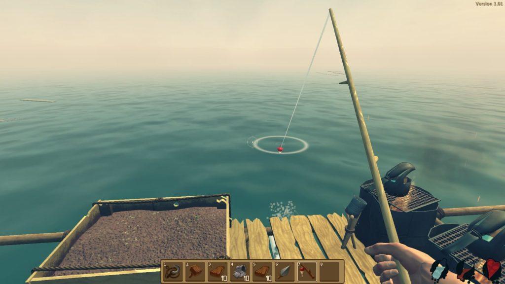 Как Raft стал править морями Steam