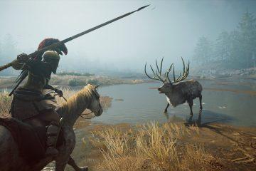 Как убить легендарных животных в Assassin's Creed Odyssey