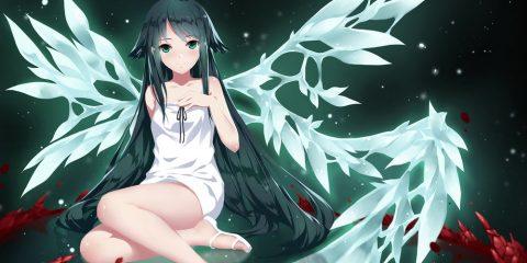 Мне нравится Saya no Uta, даже с учётом, что она сильно запутана
