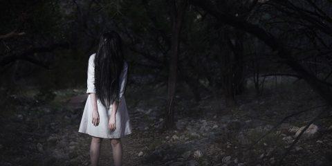 Косплей из фильма Звонок
