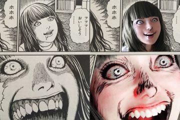 Манга в жанре ужасы – отличный источник вдохновения для косплея
