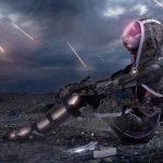 Косплей дня: Тали'Зора из Mass Effect