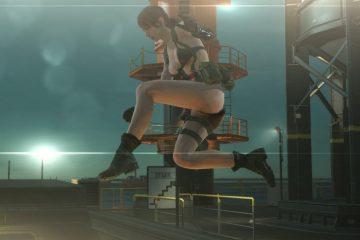 Nude мод для Quiet из Metal Gear Solid 5 доступен для скачивания
