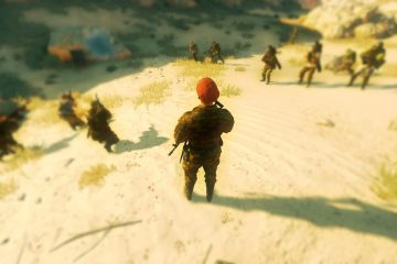 Мод под названием Quest Sand добавляет в Metal Gear Solid 5: The Phantom Pain 6 побочных операций