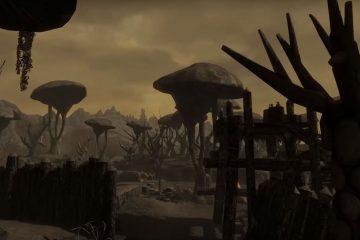 Мод для Skyrim, Beyond демонстрирует воссозданный Морровинд в новом трейлере