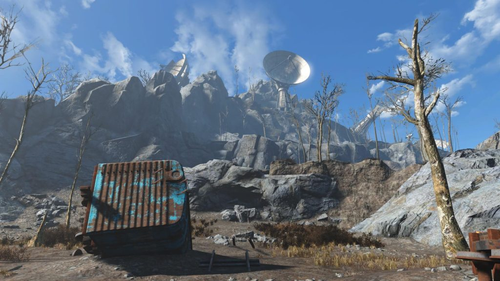 Мод Liberty Hell для Fallout 4 с картой Филадельфии: опубликованы новые скриншоты