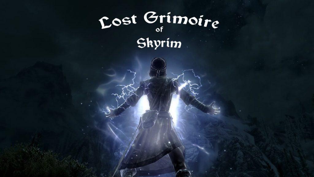 Lost Grimoire of Skyrim