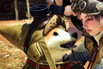 Поменяйте кошек из Monster Hunter на по-настоящему лучшего друга человека с модом Canine Palico