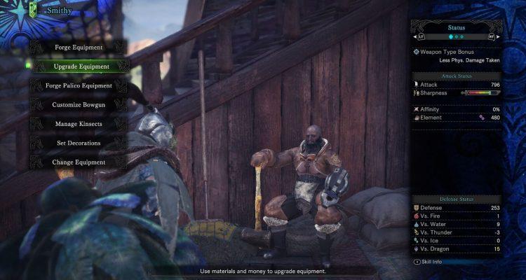 Новый мод для Monster Hunter: World добавляет важных NPC на вашу базу