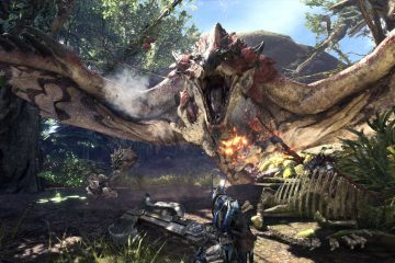 "Monster Hunter World – моды ""Quest Editor"" и ""Monsters HP and Team Damage"" доступны для скачивания"