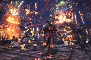 Monster Hunter: World's Autumn Harvest событие которое проходит на PC