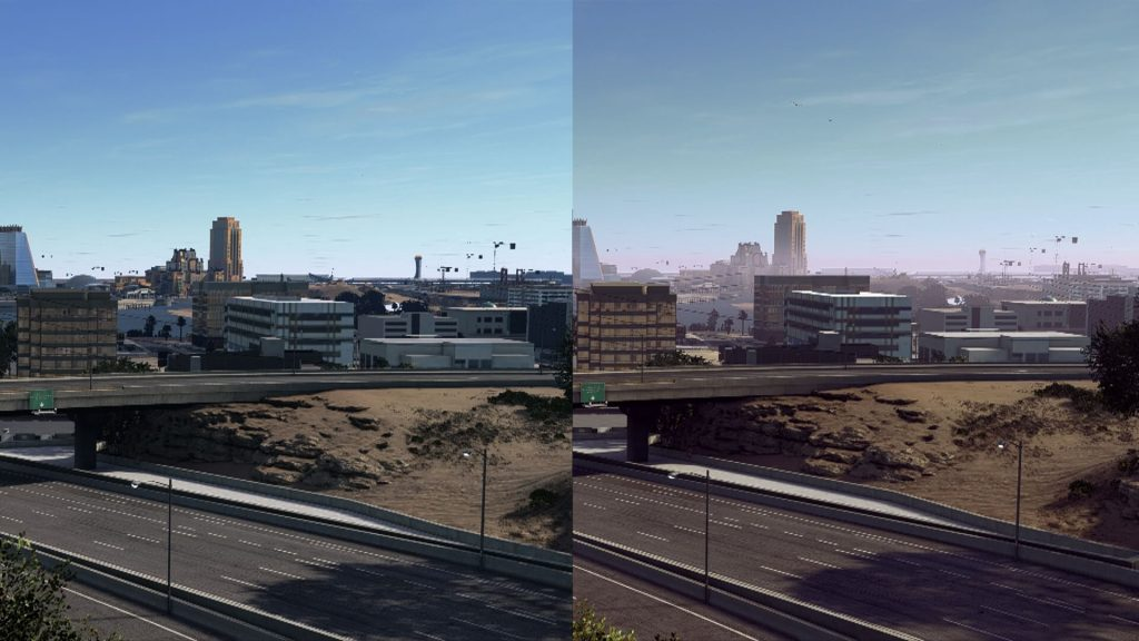 В мод Need for Speed Payback добавили мягкие реалистичные тени, а туман и виньетки убрали