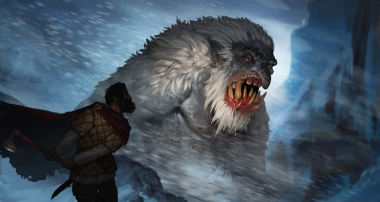 Новые устрашающие чудовища в Battle Brothers