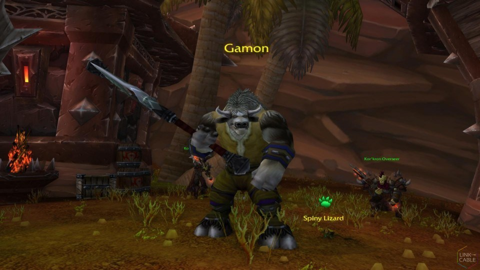 Гамон – World of Warcraft