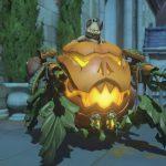 Overwatch Хэллоуин показал облики