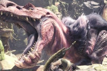 Позиция Capcom на моды в Monster Hunter: World до сих пор не ясна