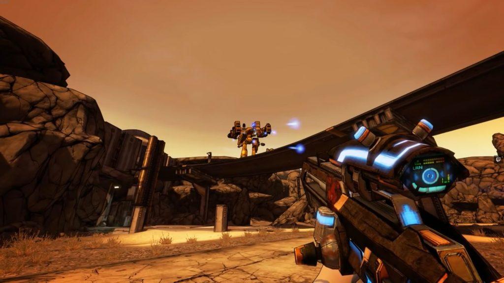 Предстоящий мод превращает Borderlands 2 в Superhot, и он выглядит потрясающе